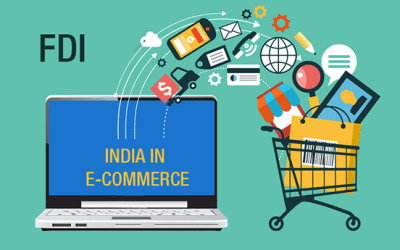 The new FDI Policy Shape Up E-Commerce in India