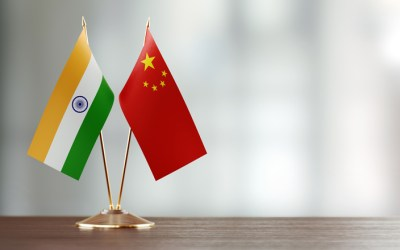 International Commercial Arbitrations between China and India