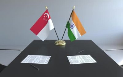International Commercial Arbitrations between Singapore and India