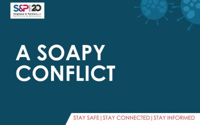 A Soapy Conflict