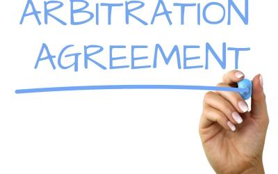 The Terms of an Arbitration Agreement cannot be Superseded by Oral Agreement