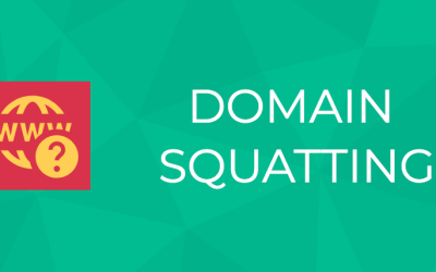 Domain Name Squatting in India